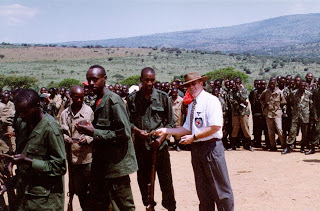 Rwandan Army Law of Armed Conflict Training
